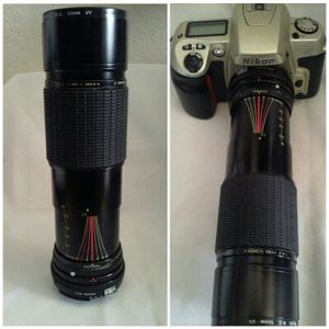 Sigma 100-200mm for Nikon for Sale in Las Vegas, NV