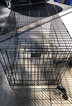 Dog crate for Sale in Silver Spring, PA