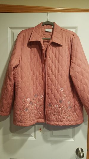 Brand new Alfred Dunner women's jacket size extra large for Sale in Everett, WA