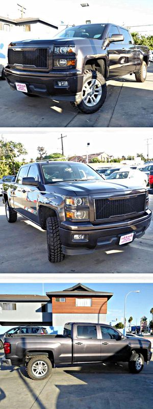 2014 Chevrolet Silverado 1500 1LT Crew Cab 2WD for Sale in South Gate, CA