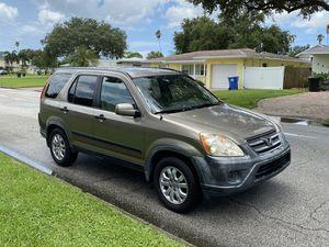 2006 Honda CRV-LX for Sale in St. Petersburg, FL