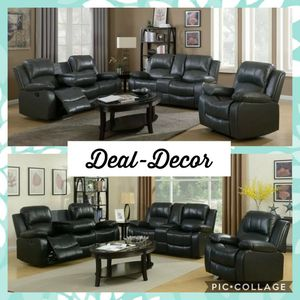 Reclining sofa set for Sale in Kennesaw, GA