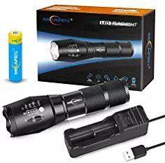 Rechage flashlight for Sale in Bangor, ME