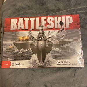Battleship Game New In Box for Sale in Menifee, CA