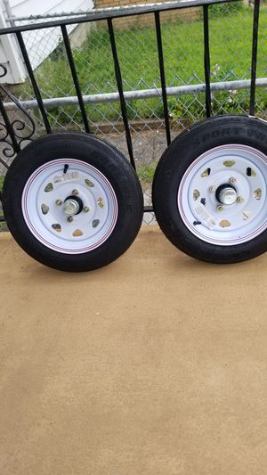 Trailer wheels for Sale in West Haven, CT