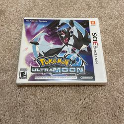 Pokémon ultra Moon for Sale in Alexandria,  VA