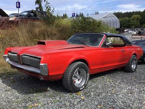 1967 Mercury Cougar *COMPLETE PARTS CAR* for Sale in Lake Stevens, WA