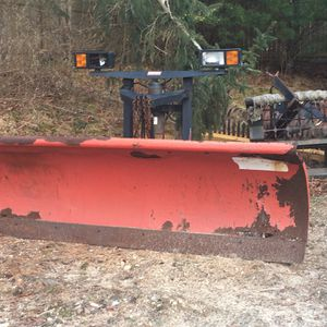 Western 8 Ft Snow Plow Blade Only for Sale in Southampton, NY