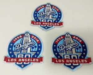 Dodgers 60th anniversary authentic patch $10 is my best offer ( NOT FREE ) for Sale in Downey, CA