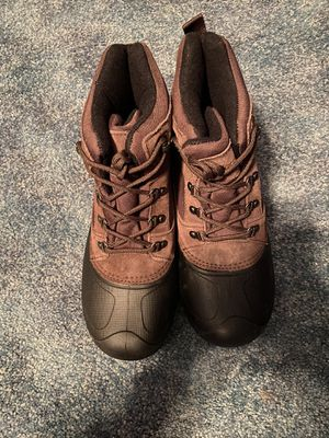 North side men's tundra waterproof winter boots for Sale in Renton, WA