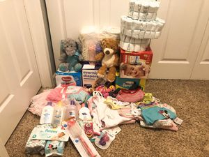 Baby girl bundle for Sale in Yorkville, IL