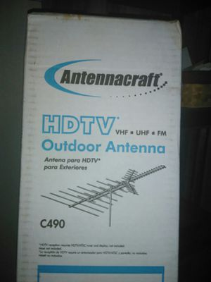 Hdtv antenna for Sale in Greenville, MS