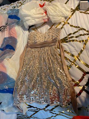 Step in prom dress for Sale in Bethlehem, GA