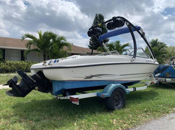 2003 Bayliner 175 Mercury 3.0 Family Boat