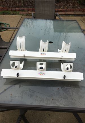 Katydid Fishing Rod Holders for Sale in Chicago, IL