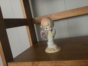 Precious Moments Your The Wind Beneath My Wings Porcelain Figurine for Sale in Anaheim, CA