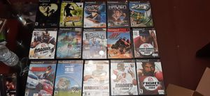 Games ps2 for Sale in Pawtucket, RI