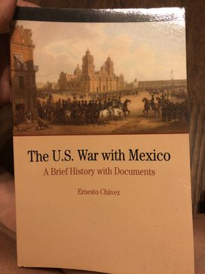 The U.S War with Mexico by Ernesto Chavez for Sale in Montebello, CA