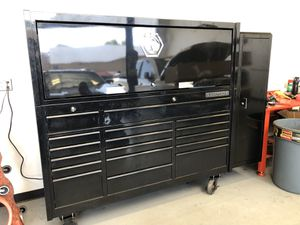 Matco 4s tool box with power hutch for Sale in San Diego, CA