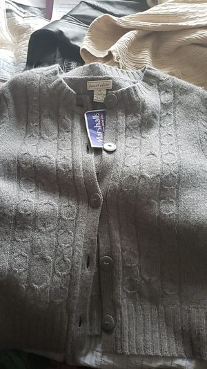 New, rabbit/wool top for Sale for sale  Reno, NV