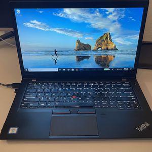 ThinkPad T460s Ultrabook, i5 vPro, 8GB DDR4, 256GB SSD, FHD Display, Windows 10 Pro for Sale in San Diego, CA