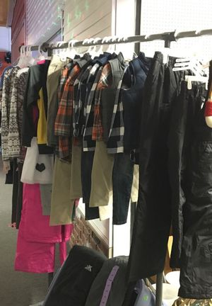NEW BRAND NAME OVERSTOCK CLOTHING FROM BJ'S WHOLESALE CLUB for Sale in Laurel, DE