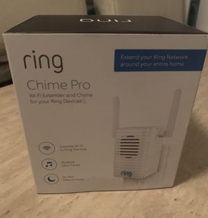 Ring Chime Pro for Sale in Riverside, CA