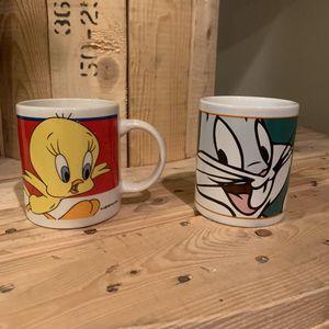 Looney Tunes Vintage Mug Set- collectible for Sale in North Las Vegas, NV