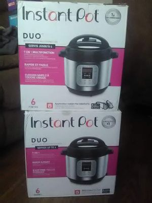 Instant pot for Sale in OLD RVR-WNFRE, TX