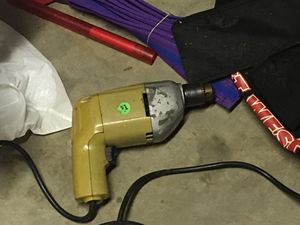 Air socket drill for Sale in Washougal, WA