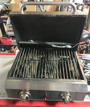 Dual Flame 20,000BTU Camper Grill for Sale in York, PA