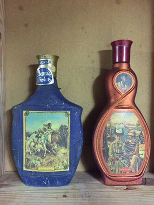 Vintage Beam's Choice whiskey decanters for Sale in Little Rock, AR