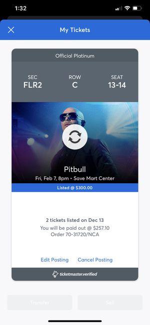 Pitbull for Sale in Fresno, CA