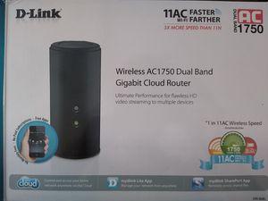 D-Link Dir868l Gigabit Cloud Router AC1750 for Sale in San Luis Obispo, CA