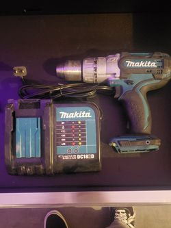 Makita Hammer Drill And Charger for Sale in Las Vegas,  NV