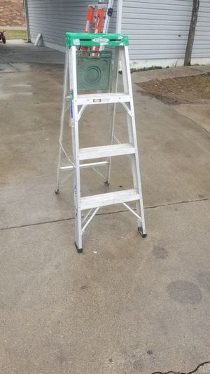 Used 4ft ladder good condition $35 for Sale in West Valley City, UT