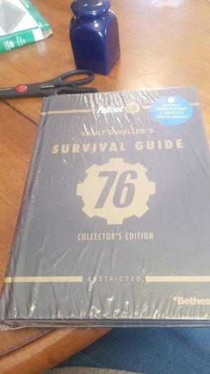 Fallout 76 Survival Guide. for Sale in Pueblo, CO