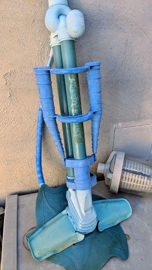 Kreepy Krauly pool vacuum & leaf canister for Sale in Phoenix, AZ