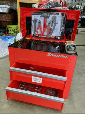 Snap on tool box for kids for Sale in Houston, TX