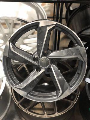 """18"""" Audi rs style wheels rims 5x112 fit a3 a4 a5 Quattro Volkswagen gti Jetta gli Passat cc rabbit golf mkv Quattro for Sale for sale  Queens, NY"""