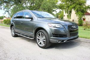 2015 AUDI Q7 for Sale in Miramar, FL
