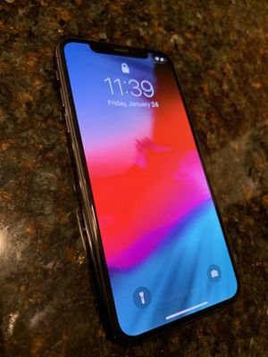 iPhone X 64 gb Unlocked for Sale in Lombard, IL