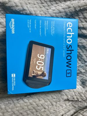 Echo Show 5 – Compact smart display with Alexa for Sale in New York, NY