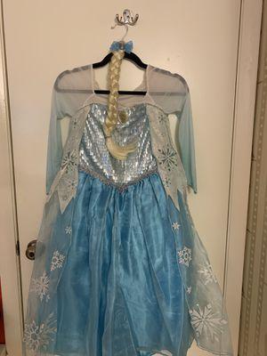 Disney frozen- Elsa costume for Sale in Miami Beach, FL