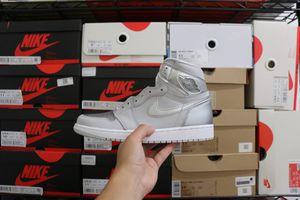 """Air Jordan 1 Retro High """"Japan"""" Neutral Grey size 8.5, 9, 11, 3.5y, 4.5y, 6y, 7y for Sale in Oakland, CA"""