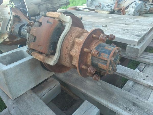 2009 F-350 Rear differential