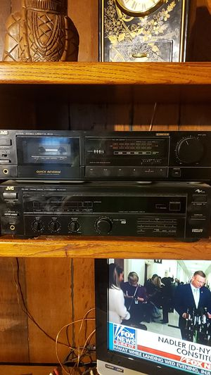 JVCStereo receiver for Sale in Chantilly, VA