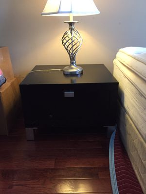 Set of 2 EQ3 nightstands for Sale in Rockville, MD