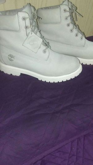 Girls Grey Timberlands for Sale in West Palm Beach, FL