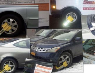 Got A Boot On Your Car Or Outstanding Parking Tickets for Sale in New York,  NY